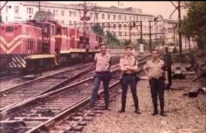 A Polícia Ferroviária Federal e a Legislação Ferroviária
