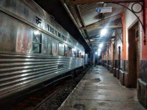 O Trem Santa Cruz e o Trem Regional
