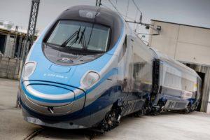 Trens Pendulares a Diesel