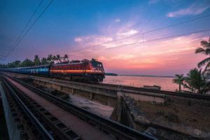 Ferrovias Indianas: a Indian Railways